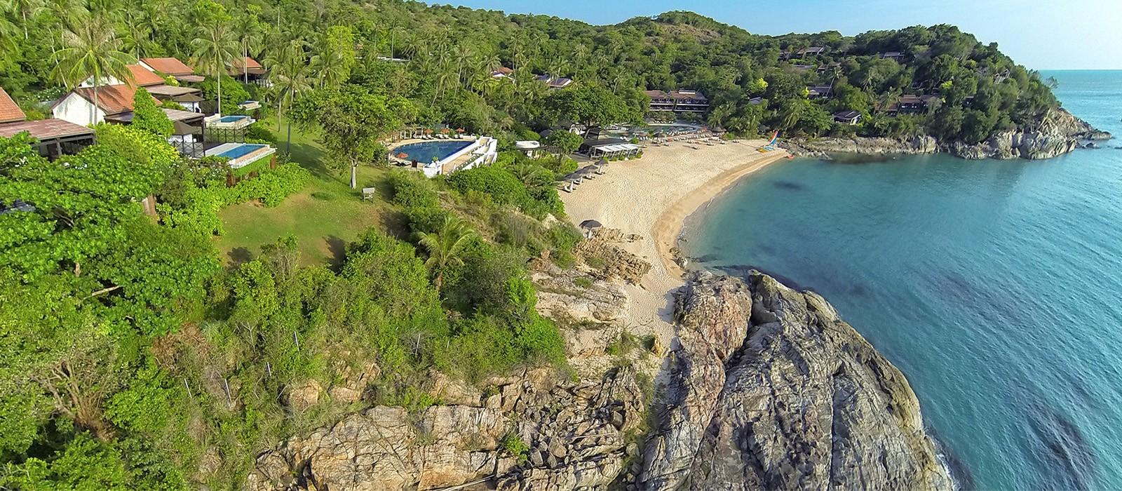 Header - Tongsai Bay Koh Samui - Luxury Thailand Holidays