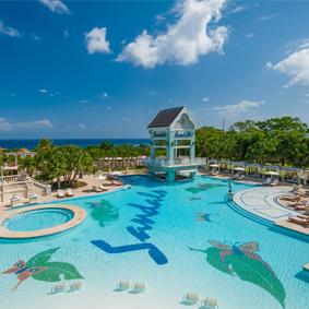 Jamaica Holidays - Sandals Ochio Rios - Thumbnail