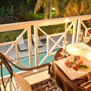 luxury Jamaica holiday Packages Sandals Ochi Beach Resort Butler Villa With 4 One Bedroom Suites And Private Pool