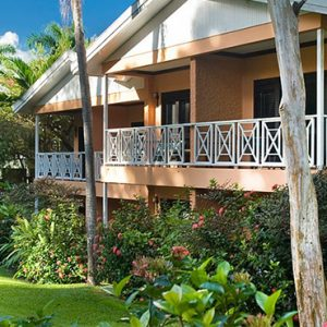 Jamaica Honeymoon Packages Sandals Ochi Beach Resort Honeymoon Hideaway Luxury Club Level Garden Cottage 2