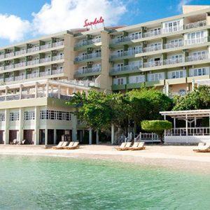 Jamaica Honeymoon Packages Sandals Ochi Beach Resort Riviera Beachfront Club Level 2