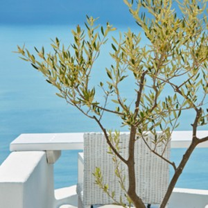 Junior Suites - sun Rocks Hotel Santorini - luxury santorini holiday packages