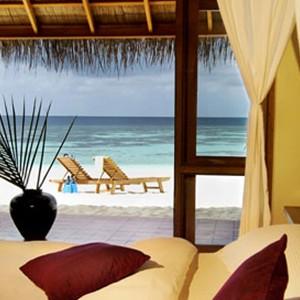 Kandolhu Island - beach villa