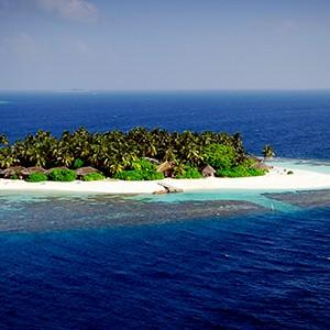 Kandolhu Island - island
