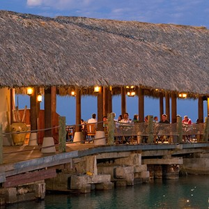 Kellys Dockside - Sandals Ochi Beach Resort jamaica - Luxury Jamaica Holidays