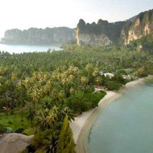 Luxury Krabi Holiday Packages Rayavadee Krabi Exterior