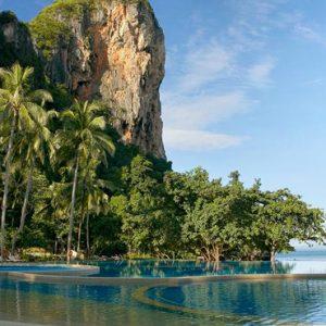 luxury Krabi holiday Packages Rayavadee Krabi Pool