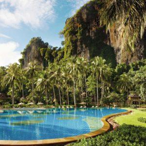 Luxury Krabi holiday Packages Rayavadee Krabi Pool 3