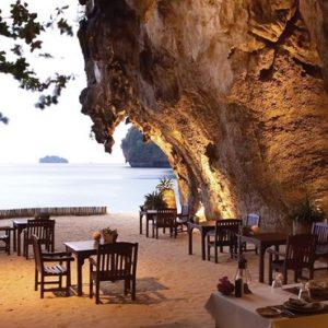 Luxury Krabi holiday Packages Rayavadee Krabi Restaurants 5