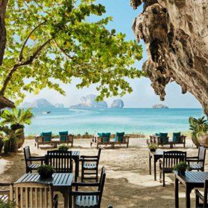 Luxury Krabi holiday Packages Rayavadee Krabi Restaurants 6
