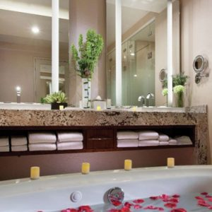 luxury Las Vegas holiday Packages Aria Resort And Casino Sky Suites One Bedroom Mountain View