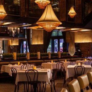 luxury Las Vegas holiday Packages The Palazzo Las Vegas LAVO Italian Restaurant