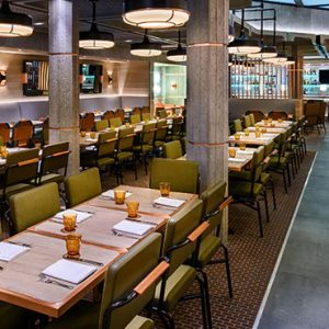 luxury Las Vegas holiday Packages The Palazzo Las Vegas The Factory Kitchen