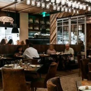 luxury Las Vegas holiday Packages The Palazzo Las Vegas Yardbird Southern Table And Bar