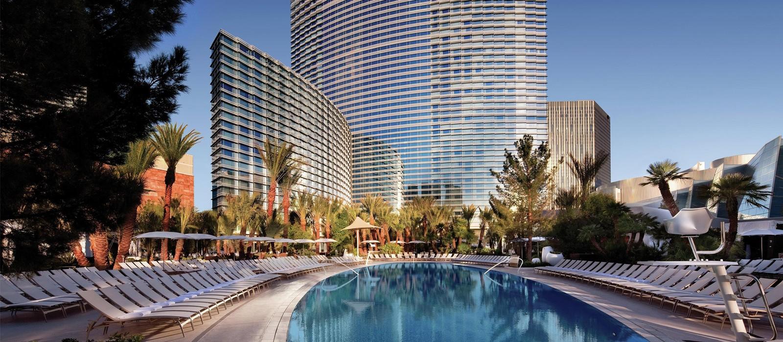 Las Vegas holidays - Aria Resort and Casino - Header