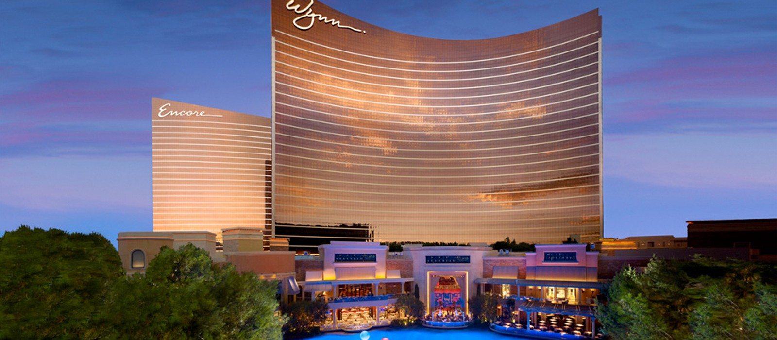 Las Vegas holidays - The Wynn Las Vegas - Header