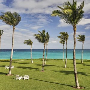 Luxury Bahamas Holiday Packages The Ocean Club, A Four Seasons Resort Garden Sea View