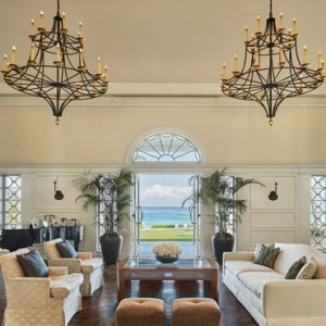 Luxury Bahamas Holiday Packages The Ocean Club, A Four Seasons Resort Lobby