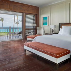 Luxury Bahamas Holiday Packages The Ocean Club, A Four Seasons Resort Luxury Oceanfront Room (Crescent Wing)