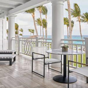Luxury Bahamas Holiday Packages The Ocean Club, A Four Seasons Resort Ocean View One Bedroom Suite (Hartford Wing)1