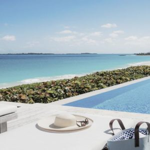 Luxury Bahamas Holiday Packages The Ocean Club, A Four Seasons Resort Pool And Sea Views