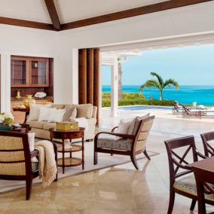 Luxury Bahamas Holiday Packages The Ocean Club, A Four Seasons Resort Three Bedroom Villa Residence2