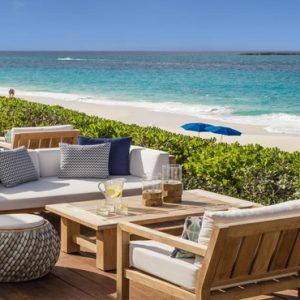 Luxury Bahamas Holiday Packages The Ocean Club, A Four Seasons Resort Beach Dining