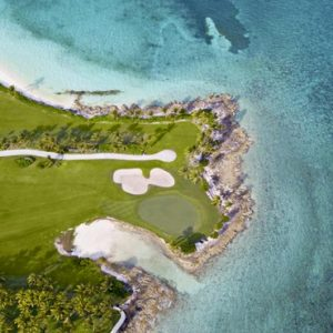 Luxury Bahamas Holiday Packages The Ocean Club, A Four Seasons Resort Beach Overview