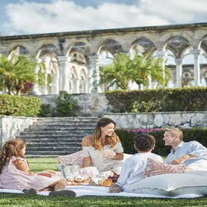 Luxury Bahamas Holiday Packages The Ocean Club, A Four Seasons Resort Family In Garden
