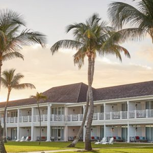 Luxury Bahamas Holiday Packages The Ocean Club, A Four Seasons Resort Sunset Over Hartford Wings