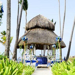 Luxury Dominican Republic Holiday Packages Dreams Palm Beach Punta Cana Beach Gazebo1