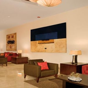 Luxury Dominican Republic Holiday Packages Dreams Palm Beach Punta Cana Foyer