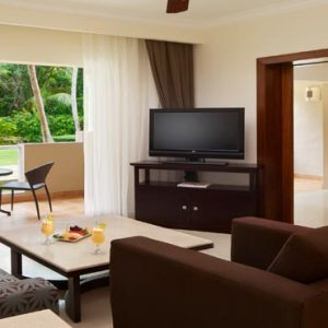 Luxury Dominican Republic Holiday Packages Dreams Palm Beach Punta Cana Preferred Club Honeymoon Suite With Jacuzzi Tropical View