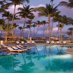 Luxury Dominican Republic Holiday Packages Dreams Palm Beach Punta Cana Preferred Club Pool