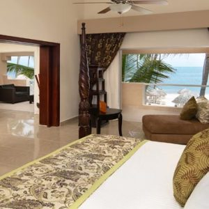Luxury Dominican Republic Holiday Packages Dreams Palm Beach Punta Cana Presidential Suite Ocean Front
