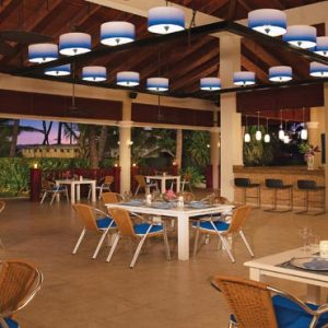 Luxury Dominican Republic Holiday Packages Dreams Palm Beach Punta Cana Seaside Grill