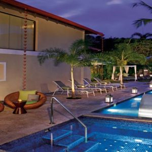Luxury Dominican Republic Holiday Packages Dreams Palm Beach Punta Cana Spa Jacuzzis