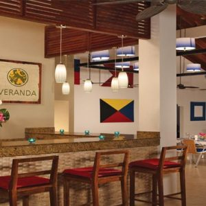Luxury Dominican Republic Holiday Packages Dreams Palm Beach Punta Cana Veranda