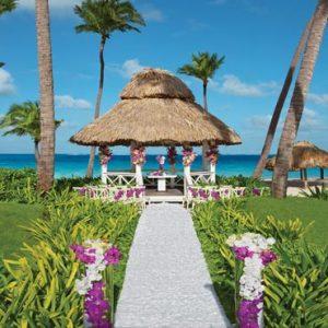Luxury Dominican Republic Holiday Packages Dreams Palm Beach Punta Cana Wedding Beach Gazebo