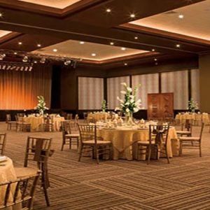 Luxury Dominican Republic Holiday Packages Dreams Palm Beach Punta Cana Wedding Indoor Reception