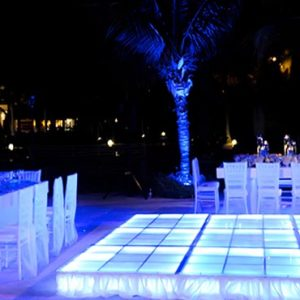 Luxury Dominican Republic Holiday Packages Dreams Palm Beach Punta Cana Wedding Reception Setup