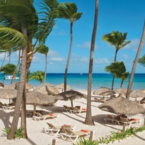 Luxury Dominican Republic Holiday Packages Dreams Palm Beach Punta Cana Beach