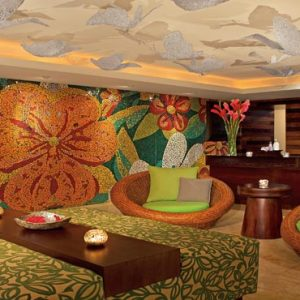 Luxury Dominican Republic Holiday Packages Dreams Palm Beach Punta Cana Spa Lobby