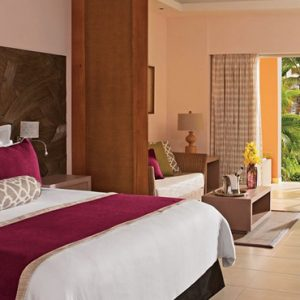 Luxury Dominican Republic Holiday Packages Secrets Royal Beach Punta Cana Junior Suite Tropical View