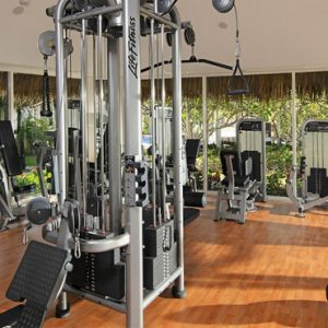 Luxury Dominican Republic Holiday Packages Secrets Royal Beach Punta Cana Gym
