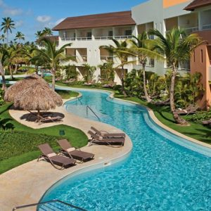 Luxury Dominican Republic Holiday Packages Secrets Royal Beach Punta Cana Pool