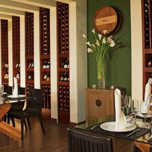 Luxury Dominican Republic Holiday Packages Secrets Royal Beach Punta Cana Wine Cellar