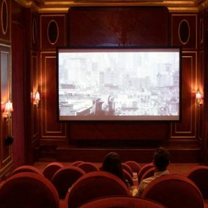 Luxury Dubai Holiday Packages Jumeirah Zabeel Saray Air Conditioned Cinema