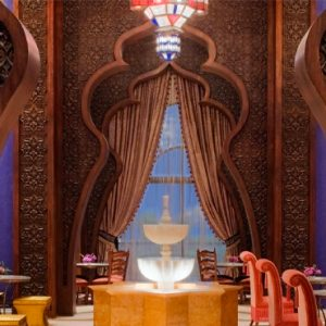 Luxury Dubai Holiday Packages Jumeirah Zabeel Saray Al Nafoorah Restaurant