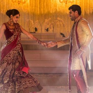 Luxury Dubai Holiday Packages Jumeirah Zabeel Saray Asian Bride And Groom First Dance1